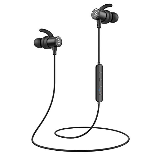SoundPEATS Alexa Enabled Bluetooth Headphones