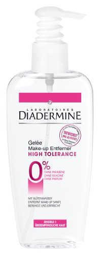 Diadermine Gelee High Tolerance Make-up Entferner, 3er Pack (3 x 200 ml)