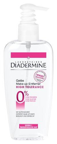 Diadermine Gelee High Tolerance Make-up Entferner, 3er Pack (3 x 200 ml)