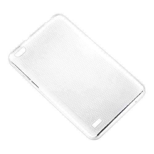 Haude Funda de Silicona para Tablet PC, Carcasa Trasera de ProteccióN Anticaídas de TPU de 8 Pulgadas, Adecuada para Teclast P80X