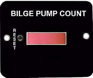 Johnson Pumps 83000 12-32VDC Bilge Pump Counter
