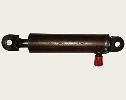 Uzman-Versand Hydraulik Bremszylinder Rückholfeder innen, Hydraulikzylinder Anhänger, Kipper Rückewagen, EW einfach wirkend Hubzylinder Hub-Zylinder