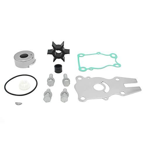 GHmarine Reparatursatz für Wasserpumpe, für Yamaha F40-F50-F60hp Außenborder 63D-W0078-01-00