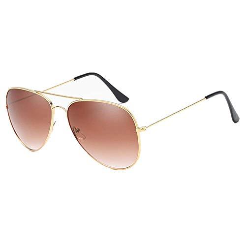 Battnot Sonnenbrille für Damen, Billig Unisex Vintage Farbige Runde Linse Sonnenbrillen Strahlenschutz Mode Brillen Frauen Retro Weinlese Sunglasses Super Coole Travel Eyewear