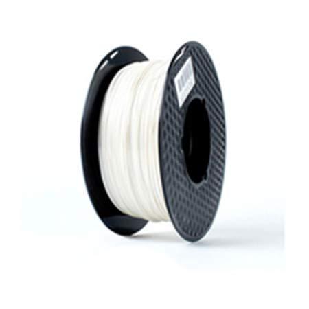 JIALUN ZFX-DAYIN, 1pc 3D Printing Filament FDM Material PP Polypropylen 1.75mm Hochtemperatur-Hochfestigkeits-Draht 1 Kg (Size : White 1kg)
