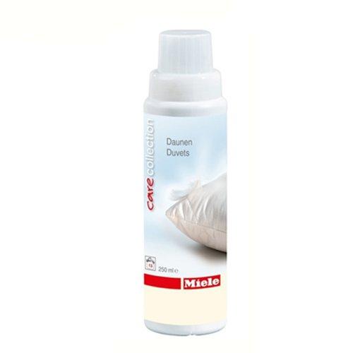 Miele Waschmaschinenzubehör/Waschmittel Daunen/Ideal für Kissen, Schlafsäcke oder hochwertige Daunenbekleidung/Erhält die Elastizität der Daunenfedern