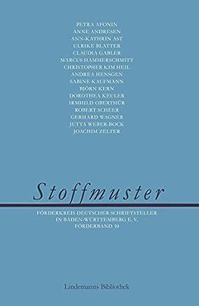 Stoffmuster: Förderkreis Deutscher Schriftsteller in Baden-Württemberg e. V. Förderband 10