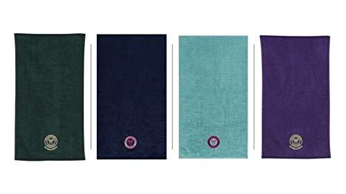 Wimbledon Gäste Handtücher passend zu den 2019 Championship Towels