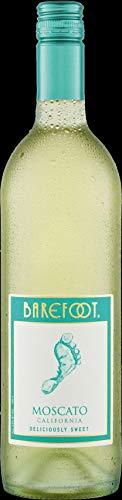 Barefoot Moscato Süß (1 X 0.75 L)