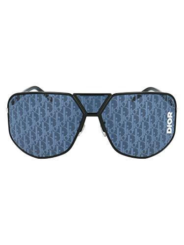 Dior Luxury Fashion Herren DIORULTRA807 Schwarz Metall Sonnenbrille | Frühling Sommer 20