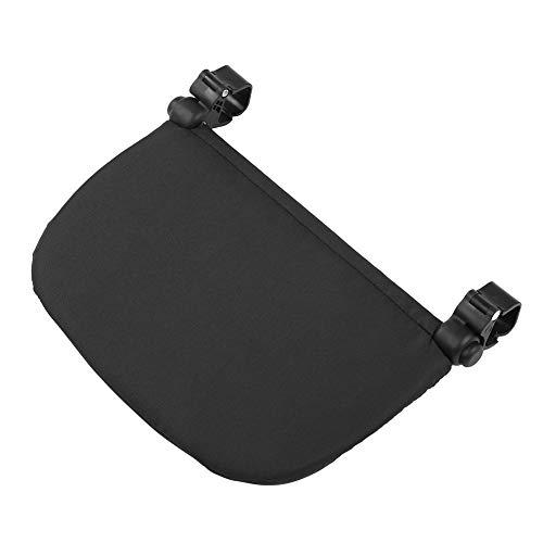 Universal 8,27 Zoll Fußstütze Extended Seat Pedal Kinderwagen Fußstütze Kinderwagen Extension Fußstütze für Yoya VOVO Kinderwagen(schwarz)