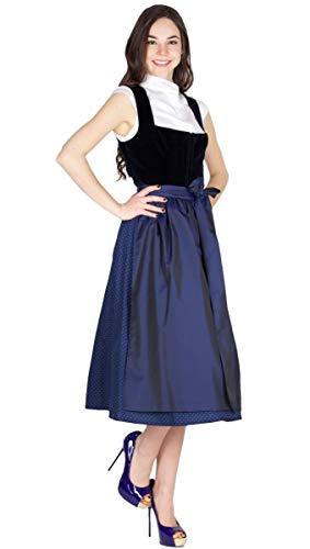 Kinga Mathe Alissa by Dirndl Alice 16902 70er Nachtblau Größe 36