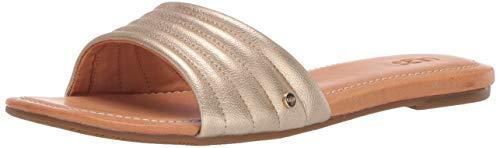 UGG Damen Jurupa Sandale, Gold, 40 EU