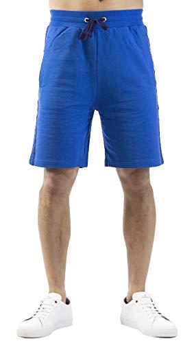 Gaudì Jeans 111GU24006_2896 - Bermudas para hombre turquesa XL