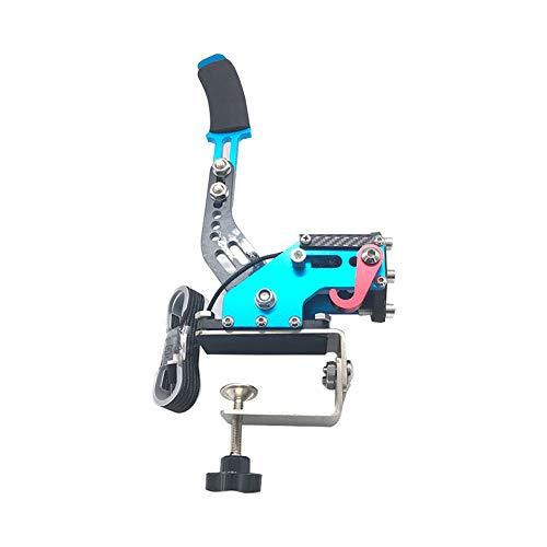 HilMe - Freno de mano USB con accesorios, periféricos profesionales para los juegos de carreras G25/27/29 T300 T500 FANATECOSW LFS Dirt Rally
