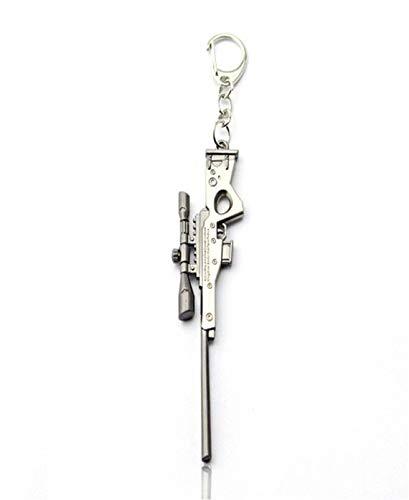Model sleutelhangers sleutelhangers geïnspireerd wapen sleutelhangers (Bolt Action Sniper Large)