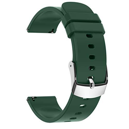NA. Universal-Armband für P22 Smartwatch, 20 mm, Sportarmband