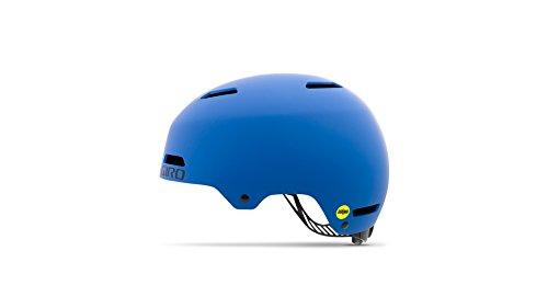 Giro Unisex Jugend Dime FS Mips Fahrradhelm Youth, matte blue, Klein