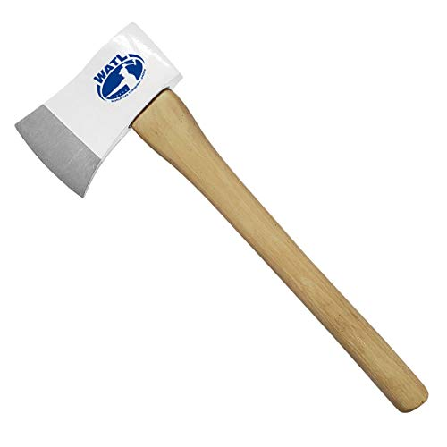 The Competition Thrower: World Axe Throwing League Premium Competition Throwing Axe with Throwing Hatchet Hickory Wooden Handle