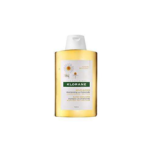 Klorane - Shampoo alla camomilla capelli biondi, 400ml