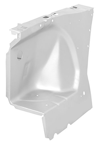 Mustang Dynacorn Radiator Support With Crossmember Attached In Weld-Thru Primer 1967-1968
