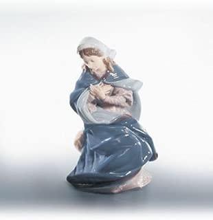 lladro virgin mary