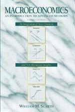 Macroeconomics: an Introduction to Advanced Methods: An Introduction to Advanced Methods