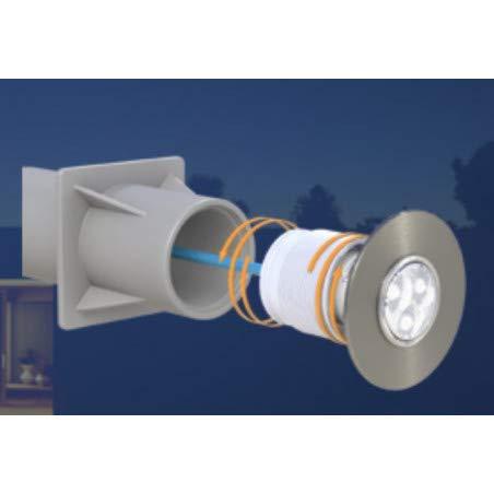 CEI Adaptateur 1,5' / 2' (Ø63mm) pour Mini projecteur