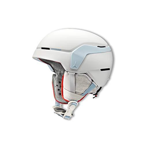 ATOMIC Kinder Count JR Helmet, White, 51-55