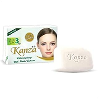 Kanza Whitening Soap With Herbal Extracts 85g