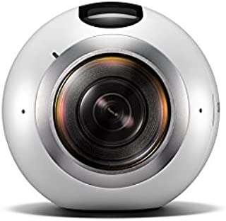 Samsung Gear 360 cámara para Deporte de acción 4K Ultra HD CMOS 15 MP WiFi 152 g - Cámara Deportiva (4K Ultra HD, 3840 x 1920 Pixeles, 30 pps, H.265,MP4, CMOS, 15 MP)