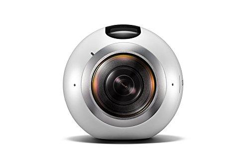Samsung Gear 360 fotocamera per sport d'azione 4K Ultra HD CMOS 15 MP Wi-Fi 152 g