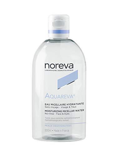 Noreva Aquareva Eau Micellaire für trockene Haut, 500 ml