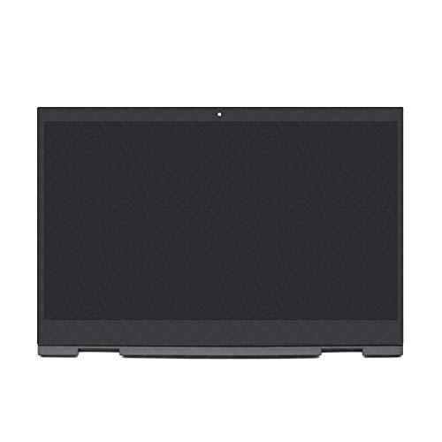 """FTDLCD® 15,6"""" LCD Touch Digitizer IPS Display Assembly di ricambio per HP ENVY x360 15-CP Series 15-cp0001na 15-cp000na 15-cp0599na 15-cp0598na 15-cp0598sa"""