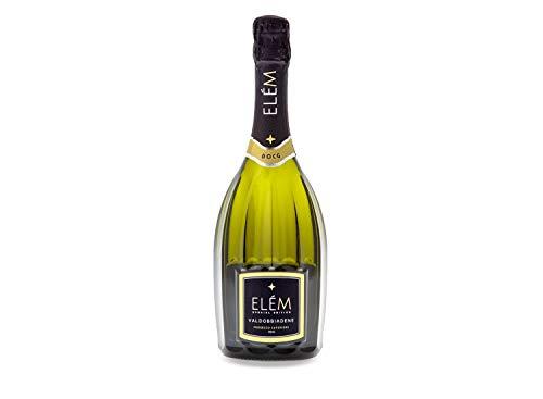 ELÈM Valdobbiadene DOCG Superiore -Schaumwein trocken - Italien Wein Prosecco (1 x 0.75l)