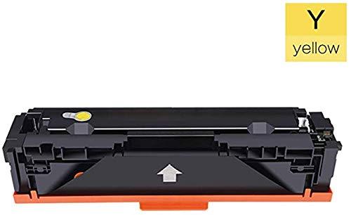 HLDC Toner Cartridge CF510A CF511A CF512A CF513A Compatibel met HP Color Laserjet Pro M154a M154nw MFP M180n M181fw Laser Printer Toner Box