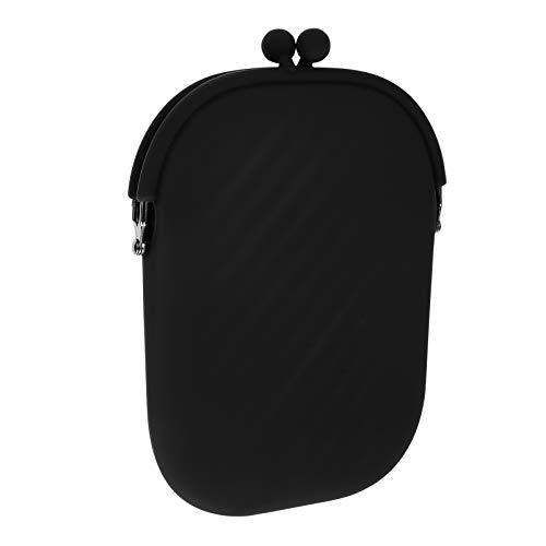 PRETYZOOM Monedero de silicona, protector bucal, bolsa de almacenamiento de silicona, mini...