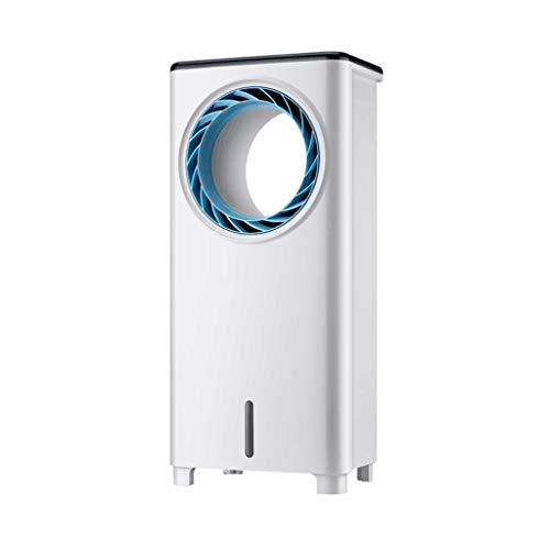 Mobiele Airconditioner/Verdampingskoeler Huis Woonkamer Slaapkamer Kantoor Stille Ventilator-Wit