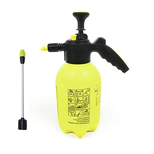 AIWEIYER spray bottles gardening 2 Litre Hand Pressure Sprayer Bottle,Sprayer Pressure Garden Spray Bottle Handheld Sprayer for Household Garden,Pump Pressure Spray Bottle Extension Gun