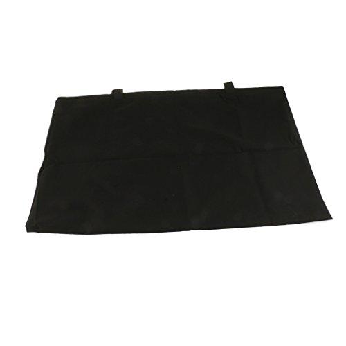 FLAMEER 18x24 Zoll Reflektor Diffusor Tuch Für Studio Beleuchtung Flag Panel Rahmen - 60x75cm