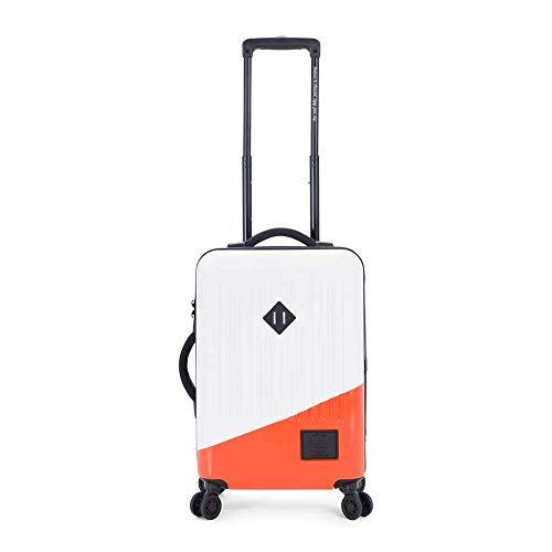 Maleta de Mano Herschel Trade Power Small (White/Vermillion Orange)