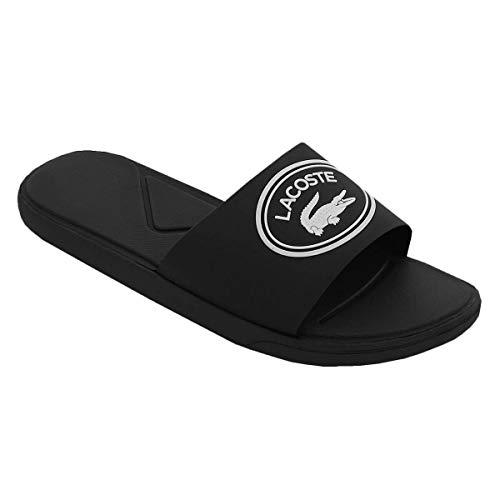 Lacoste Herren L.30 Slide 119 3 CMA Flip Flops - Schwarz/Weiß - UK 10