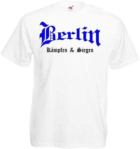 Cottbus Herren Sweatshirt K/ämpfen /& Siegen Ultras