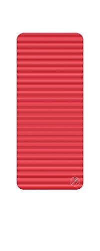ProfiGymMat - Gymnastikmatten in Rot, Größe 1.5 cm