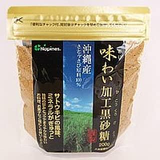 大東製糖 味わい加工黒砂糖 200g
