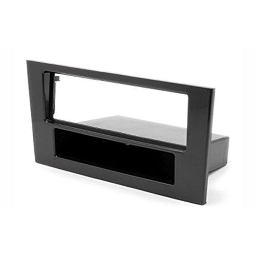CARAV 11-308 Adaptateur stéréo Radio Voiture DVD Dash entourée d'installation Kit de Garniture pour Mondeo modèles 2002-2006 W/Poche Façade d'autoradio/Façade d'autoradio