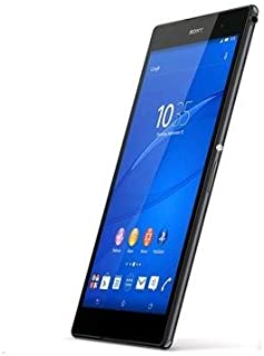 SONY Sony Xperia Z3 Tablet Compact LTE (SGP621) 16GB Black【海外版 SIMフリー】