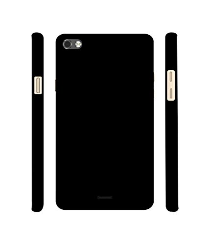Casotec 3D Printed Hard Back Case Cover for Micromax Canvas Sliver 5 Q450