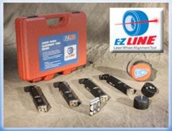 E-Z Red EZLINE Laser Wheel Alignment Tool