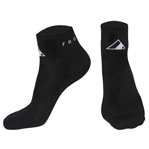 FRODOXX Funktions-Socken Kurz | Triathlon-Socken | Sport-Socken | Rad-Socken | Lauf-Socken für Damen und Herren (M/L 42-46)